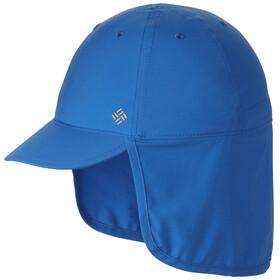 Columbia Cachalot Nakrycie głowy Dzieci niebieski